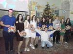 МОУ Кумачовская школа.Новый год.10 класс