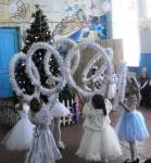 МОУ Кумачовская школа.Танец 1 класса