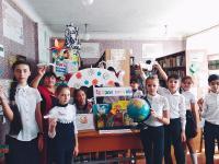 Под мирным небом Донбасса