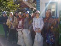 Мероприятия, посвященные Международному Дню пожилых людей в МОУ «Новозарьевская школа»