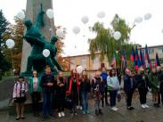 Единая акция «Белые журавли – 2018» в Старобешевском районе