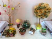 Районный этап выставки – конкурса юных мастеров «Природа и творчество»
