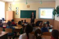 В МОУ «Стыльская школа» прошла линейка, посвящённая Дню народного единства
