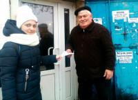 Учащиеся МОУ «Стыльская школа» присоединились к акции «Улица Героя – 2018»