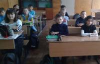 В МОУ «Старобешевская школа № 2» прошли мероприятия, посвященные Дню прав человека