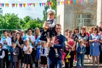 Праздник Последнего звонка в школах Старобешевского района