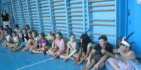 День индейца в пришкольном лагере «Солнышко»