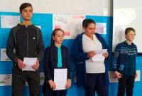 Мероприятия в школах Старобешевского района, посвященные Дню чествования участников боевых действий, исполнявших служебный долг за пределами Отечества