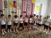 Детское спортивное мероприятие «Зарница» в МДОУ «Марьяновский ясли – сад Радуга» Старобешевского... <br><br>                   <a href=
