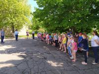 Лагерь МОУ «Кумачовская школа» открывает свои двери!