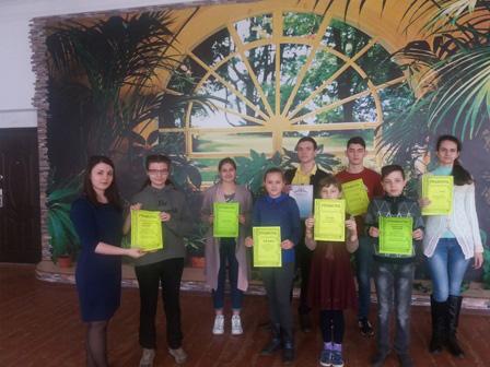 «Неделя детской книги» в МОУ «Комсомольская школа №5»