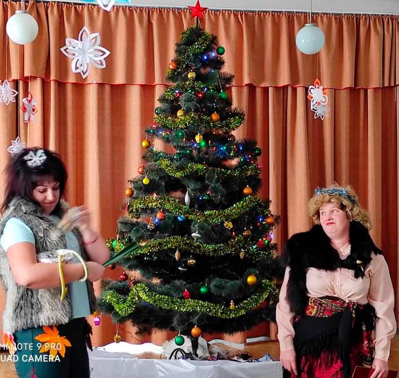 Волшебный праздник- Новый год