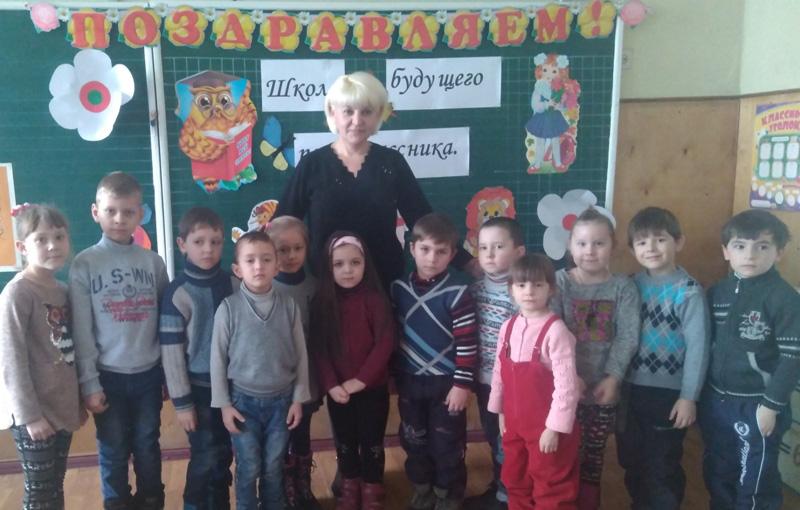 «Школа будущего первоклассника»  в МОУ «Старобешевская школа № 2»
