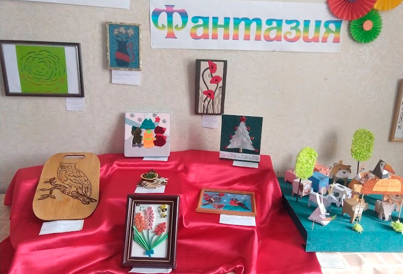 Выставка – конкурс по декоративно-прикладному творчеству  и изобразительному искусству «Мир добра и красоты»