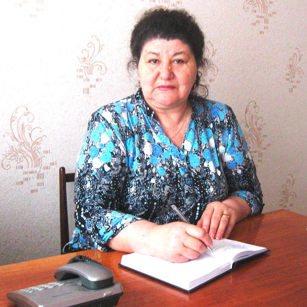 Вжещ Наталья Семеновна