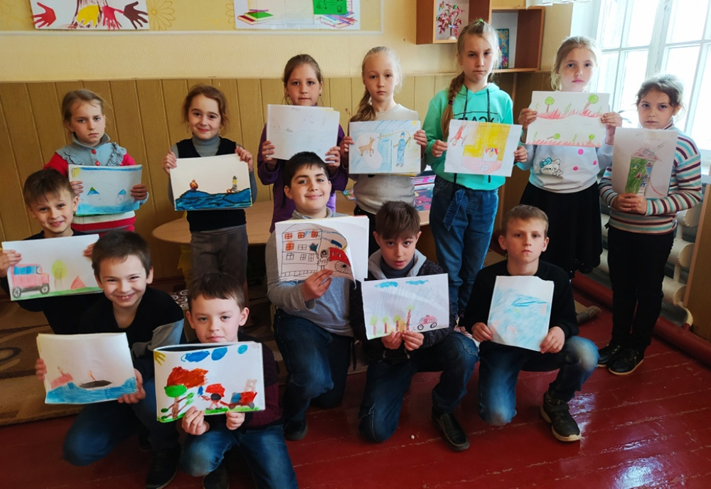 Международный день защиты детей - 2021