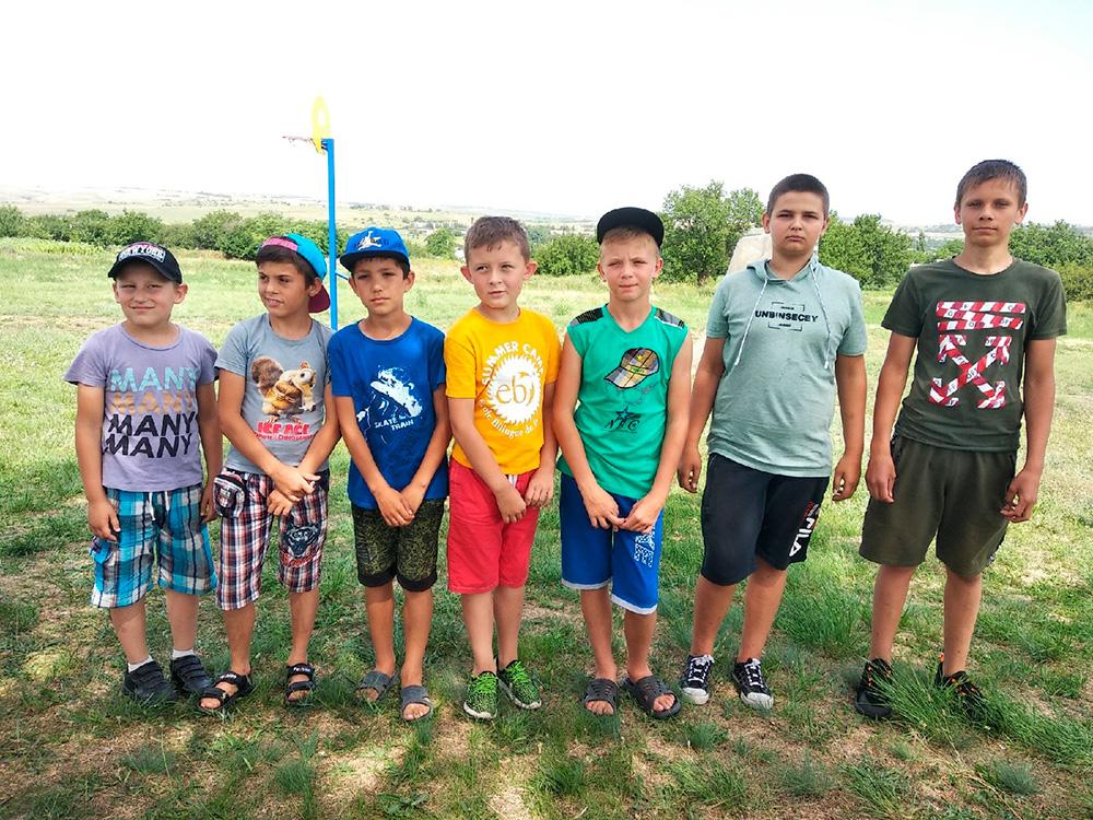 «Олимпийский день» в пришкольном лагере  «Солнышко»