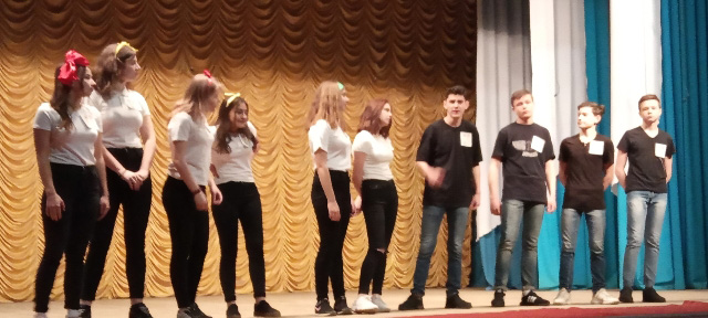 Районный конкурс команд КВН юных инспекторов движения под девизом «Молодежь Республики – за безопасность дорожного движения!»
