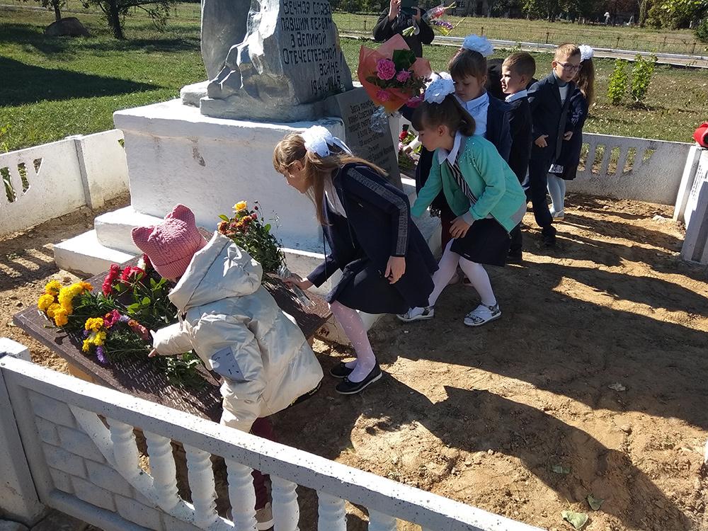 «Вечная память всем освободителям Донбасса»