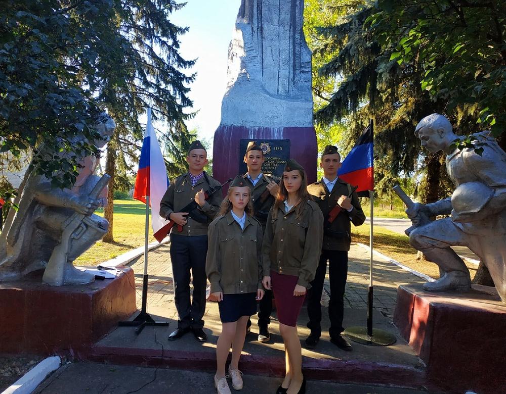 День освобождения Донбасса - 2021