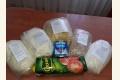 Школьники Старобешевского района получили продуктовые наборы