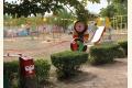 Торжественное открытие детской игровой площадки  в МДОУ «Коммунаровский ясли – сад «Лада» Старобешевского района