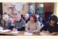 Районный семинар-практикум учителей географии в Старобешевском районе
