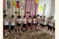Детское спортивное мероприятие «Зарница» в МДОУ «Марьяновский ясли – сад Радуга» Старобешевского района