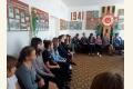 Встреча с интересными людьми в МОУ «Новозарьевская школа» «Неумолимо движется время»