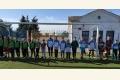 Cоревнования по футболу среди школьников Старобешевского района «Кожаный мяч - 2019»